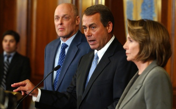 Speaker Boehner recast part of his assets during the financial crisis.