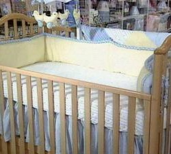 State Proposes Nation S First Ban On Baby Crib Bumpers Business