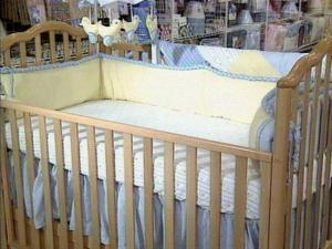 State Proposes Nationu0027s First Ban On Baby Crib Bumpers