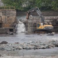 Great Works dam removal reveals a 'new' old river