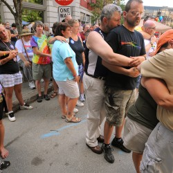 'Love wins' at Bangor Pride Festival after historic marriage ruling