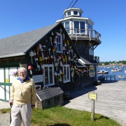 92-year-old notary public forced to stop marrying couples in Bernard lighthouse