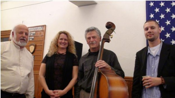 Downeast Jazz Trio with Alice French
