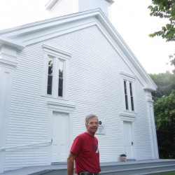 Here comes the steeple: Restoration of historic Rockville chapel complete