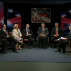 Live video: Watch the Senate candidates debate