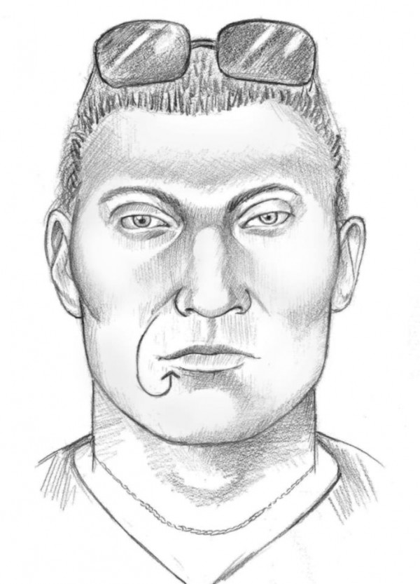 Police have released a composite sketch of the suspect in a May 7 sexual assault in Stockton Springs. The mark on the right side of the suspect's mouth is believed to be a scar, or possibly a tattoo. Anyone with information can contact the Waldo County Sheriff's Office at 207-338-2040.