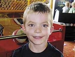 """Zebra."" — Jebediah Stanchfield, 5, Bangor"