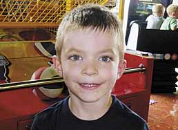 &quotZebra.&quot — Jebediah Stanchfield, 5, Bangor