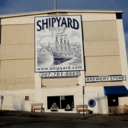 Shipyard Brewing Co. expanding sales on West Coast