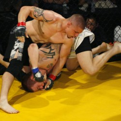New opponent, same championship goal for MMA fighter Ryan Sanders at Fight Night IV