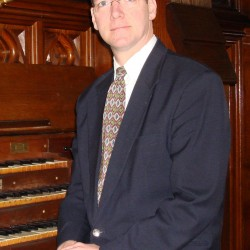 Rudolf Innig Organ Concert, July 24, 2014, 7:30 pm, St. John's Catholic Church, 207 York St., Bangor