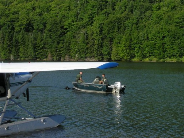 The body of Randy Muir, 30, of Presque Isle was recovered from Hanson Lake in Mapleton on Saturday afternoon, July 28, 2012 during a search effort led by the Maine Warden Service.