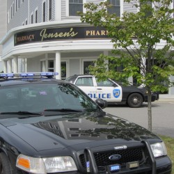 Rockland police have suspect in pharmacy robbery