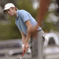 Former Marquette standout sets golf course record at Greater Bangor Open