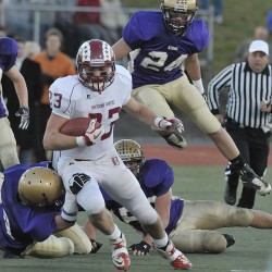 Bangor's Josiah Hartley to continue football career at Husson University