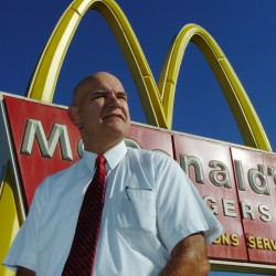 New Main Street McDonald's opens for business