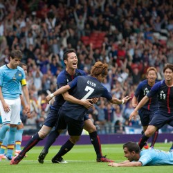 Japan advances, England resurrected at World Cup