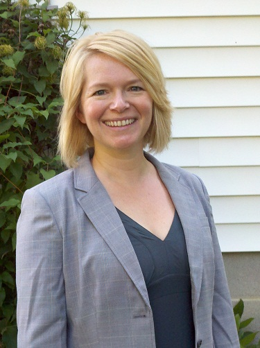 Amy Blackstone is an associate professor at the University of Maine and chairman of the sociology department.