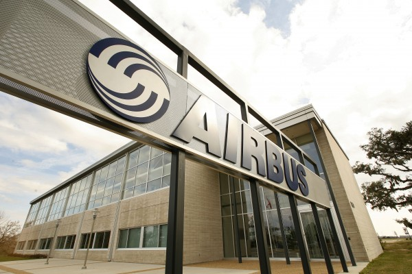 This Feb. 29, 2008 file photo shows the Airbus North America Engineering Center in Mobile, Ala. European plane maker Airbus intends to build its first U.S. plant in Mobile, Ala., a person with knowledge of its plans told The Associated Press on Wednesday, June 27, 2012. (AP Photo/Mobile Register, John David Mercer)