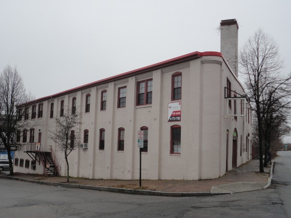 This 20,000-square-foot building at 54 York St. in Portland will become the new home of the Baxter Academy for Math and Science if the organization receives approval.