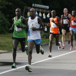Luchini to run in MDI Marathon