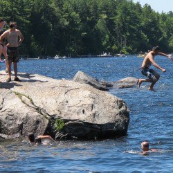 Talks about Branch Pond boat launch revived
