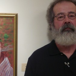Homer Leighton is May Featured Artist at Steuben Library