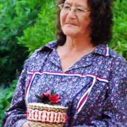Passamaquoddy artist honored nationally, puts basketry on the map