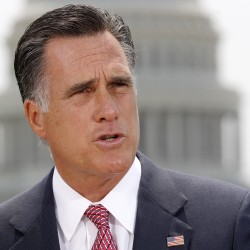 Romney corrals more monthly campaign funds than Obama for first time