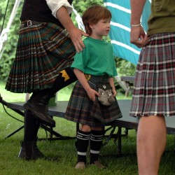 Plan for plaid at Celtic Celebration