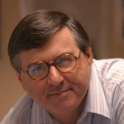 Charlie Campo, former Bangor Daily News chief librarian.