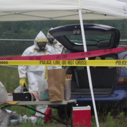 Pair charged in connection with Houlton meth lab discovery