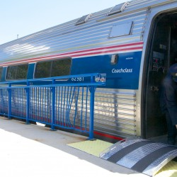Downeaster completes track repairs, restores cancelled trains