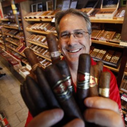 When cigars may have been the key to improving Bangor's economy