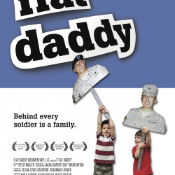 Flat Daddy movie poster