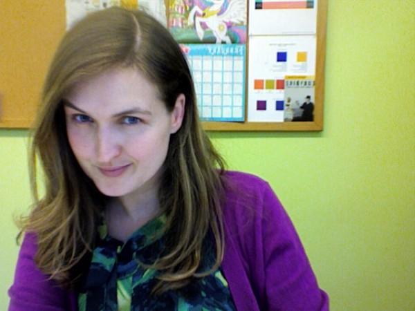 Allie Munier of Portland writes the blog Broke 207.