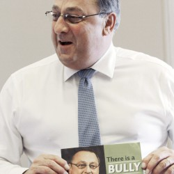 LePage says he didn't mean to offend with Gestapo comment; Republican leaders say it is 'a non-issue'