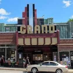 Ellsworth's Grand theater listed on National Register of Historic Places