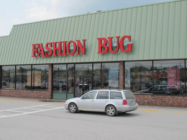 The new corporate owner of Fashion Bug, pictured here at Maine Coast Mall in Ellsworth, announced recently that it will shut all the store's locations by early 2013.