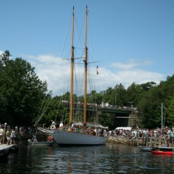 Annual Rockland boat show highlights innovation and the year 1936