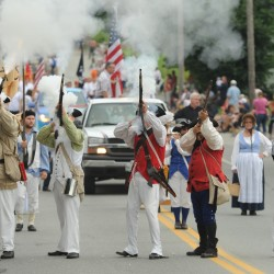 Brooks: Parade marks 55th Fourth of July Field Day
