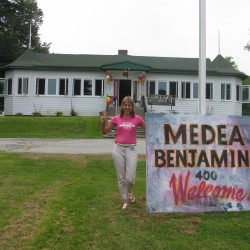 Medea Benjamin to visit BELFAST!! July 14, 2012 -- Performers needed