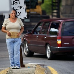 Portland struggles with 'explosion' of panhandlers
