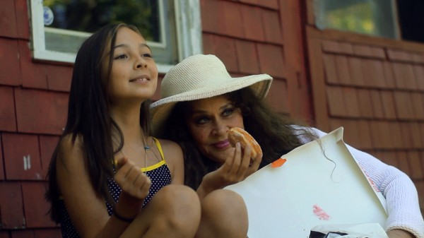 A scene from &quotVacationLand,&quot starring Karen Black, to be shown at the Maine International Film Festival.