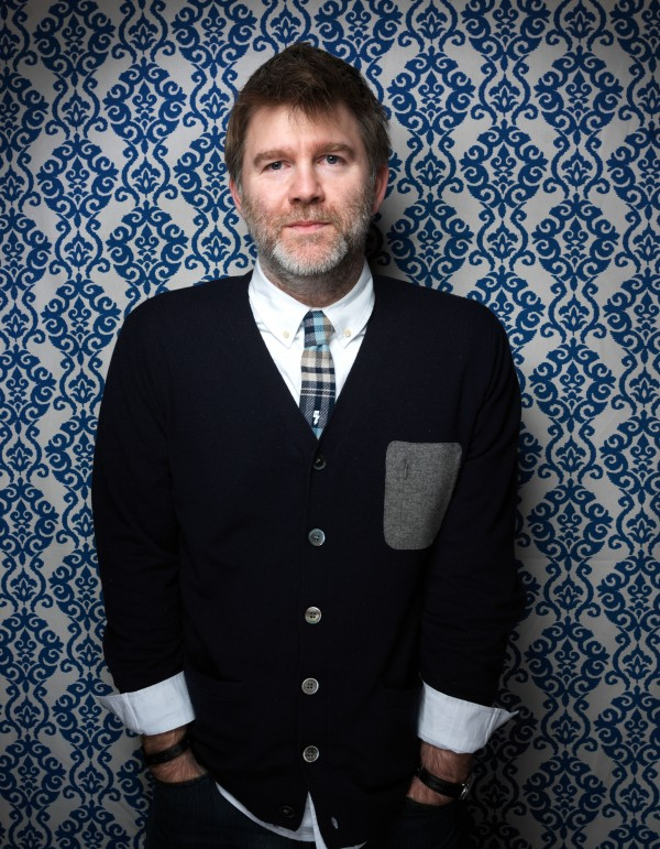LCD Soundsystem's James Murphy, from the film &quotShut Up And Play The Hits,&quot poses for a portrait during the 2012 Sundance Film Festival on Monday, Jan. 23, 2012 in Park City, Utah.