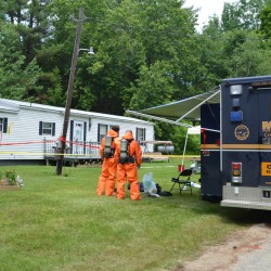 Maine meth lab operator sentenced to 4 years