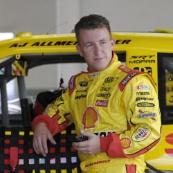 Penske Racing waiting for information on suspended driver AJ Allmendinger