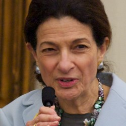 What's Olympia Snowe going to do with her campaign money?