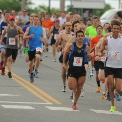 Goode hopes to claim his first 3K Walter Hunt 4th of July Road Race win