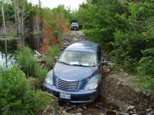 Game wardens found Robert Townsend, 51, of Machias who had been missing since July 2 on an isolated road  in Edmunds Township on Friday evening. Townsend had spent four days alone in the woods after his car got stuck.